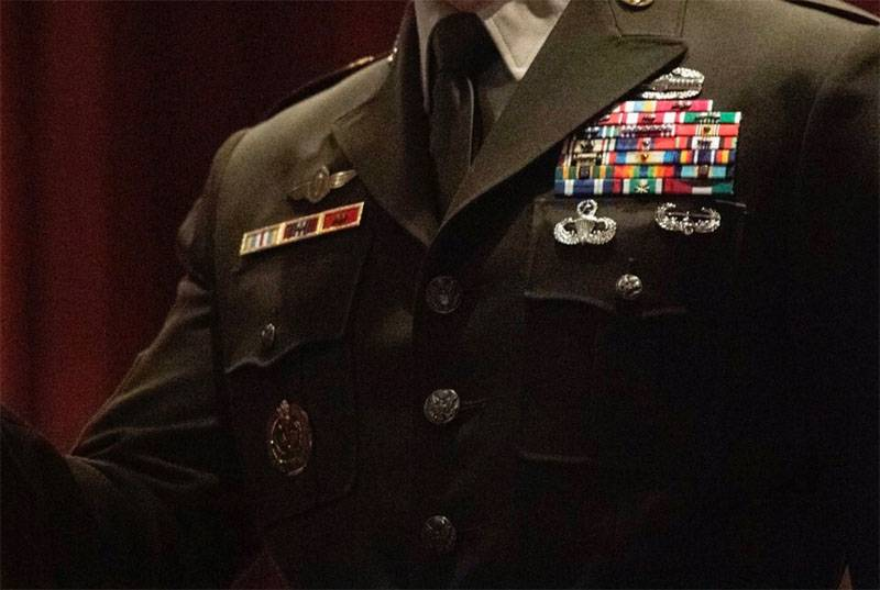 US Military Awards: History, Traditions and Features
