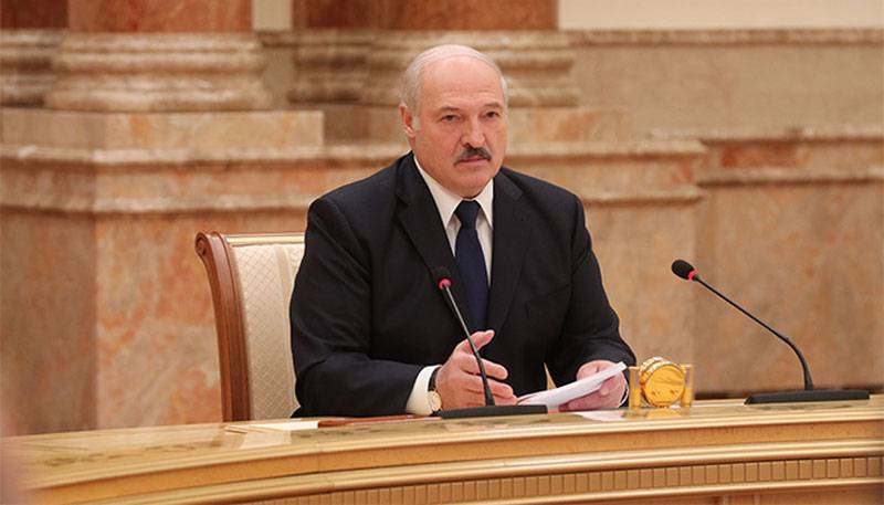 Lukashenko set a goal to reduce dependence on the Russian Federation