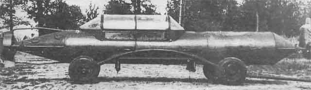 Tritonファミリーの超小型潜水艦