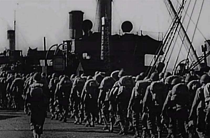 노르망디 연합군 상륙 기념일은 참전 용사없이 처음으로 통과되었습니다.