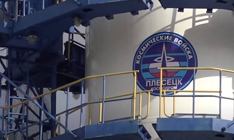 The launch of the new generation Glonass-K satellite has again been postponed