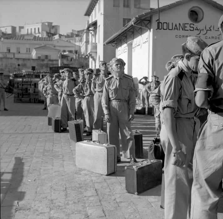 La tragédie de l'Algérie française
