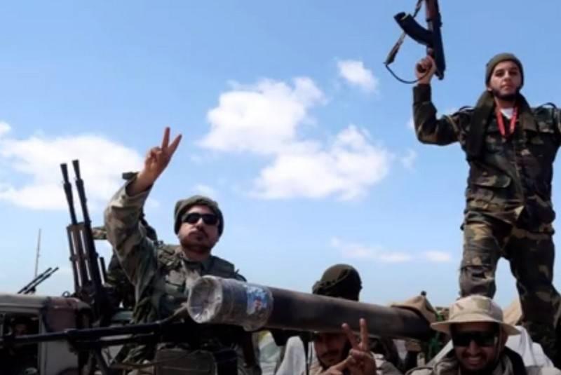 メディア:PMCワーグナーがリビアでのハフタール側の戦争にシリア人を採用