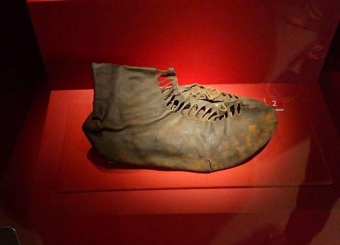 ビンドランダ:ローマの兵士がここに住んでいた