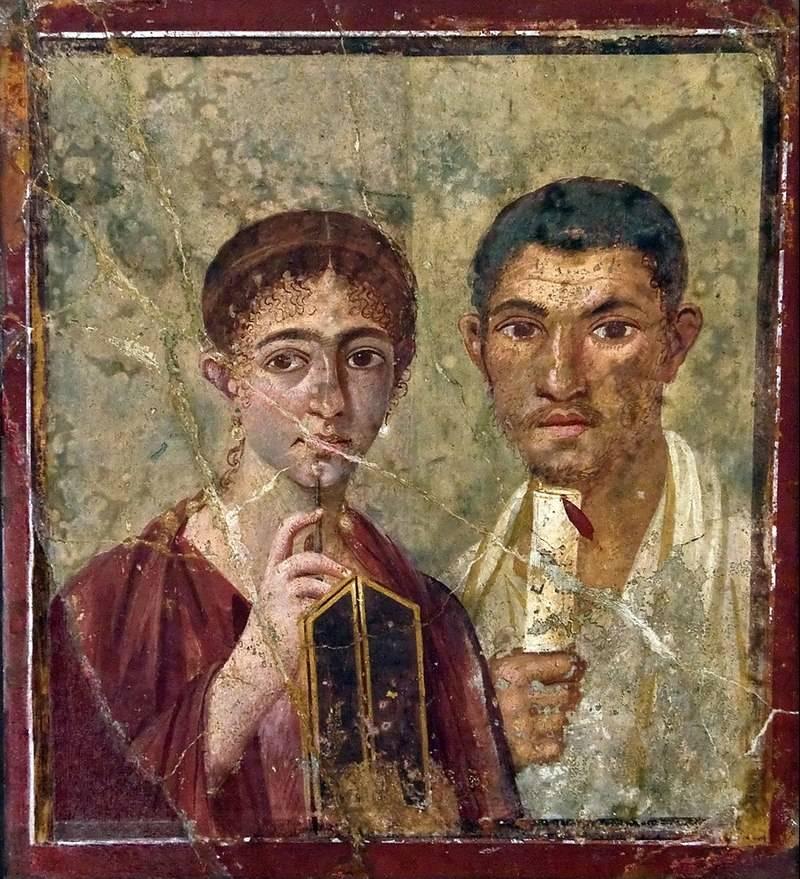 विन्डोलैंड से गोलियां। रोमन सैनिकों ने जांघिया पहना था!