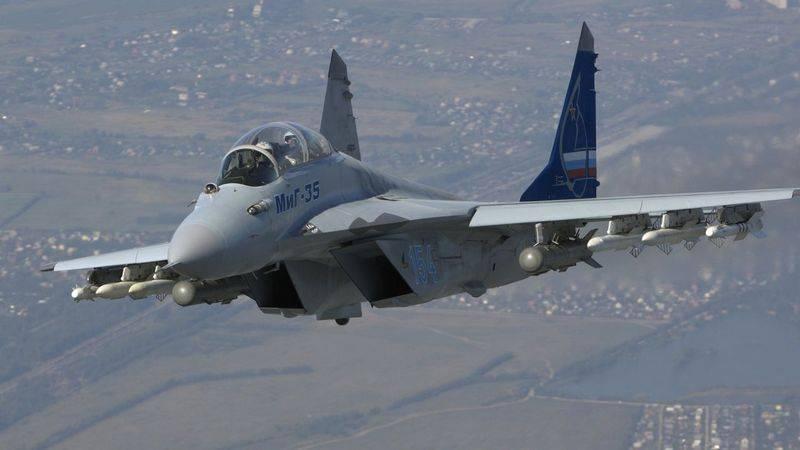 MiG-35 recibirá armas prometedoras