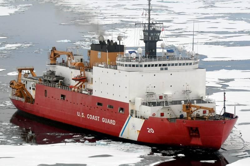 США пробуют  срочно догнать русский  ледокольный флот