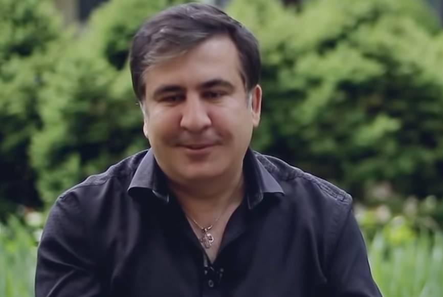 Saakachvili estime que l'Ukraine est au bord de l'effondrement