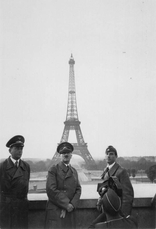 Red plan. How France fell