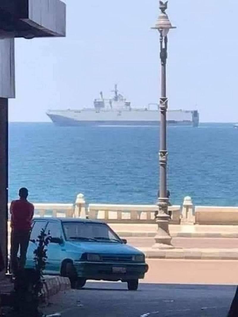 Frotas entram em operação: conflito na Líbia subiu para um novo nível
