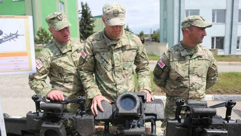 Georgia intends to purchase a second batch of Javelin ATGMs in the USA
