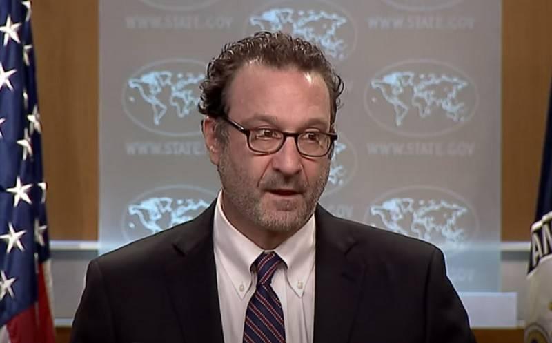 Das US-Außenministerium beschuldigt Russland der türkischen Invasion in Libyen