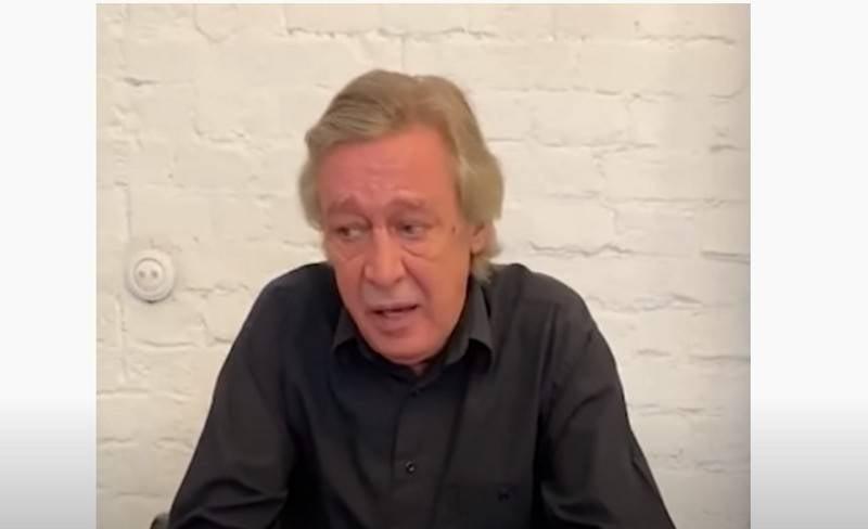 """""""不再有Efremov"""":演员录制了一条视频消息"""