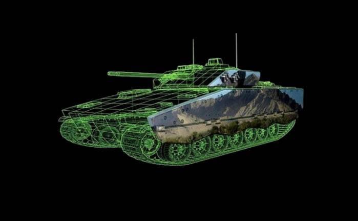 지상 전투 장비 보호 : 보호 및 회피