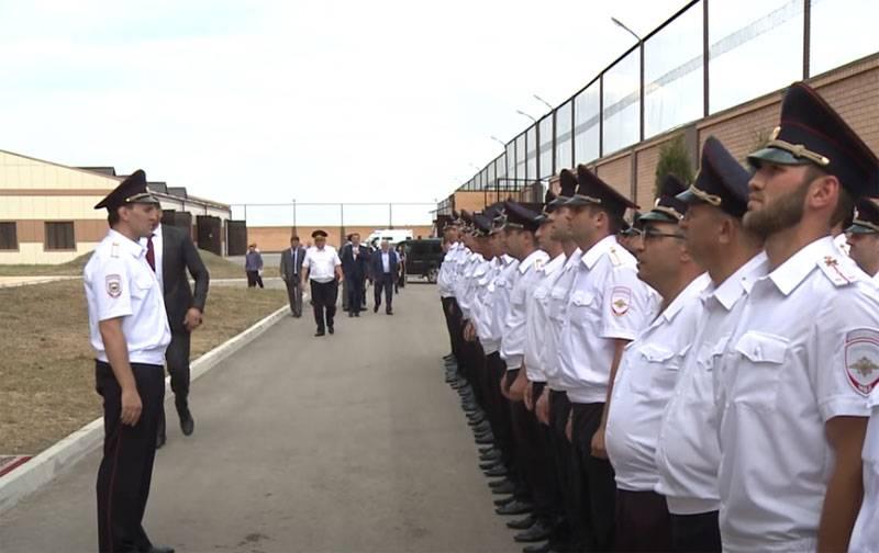Tiroteo en Ingushetia: reportado muerto