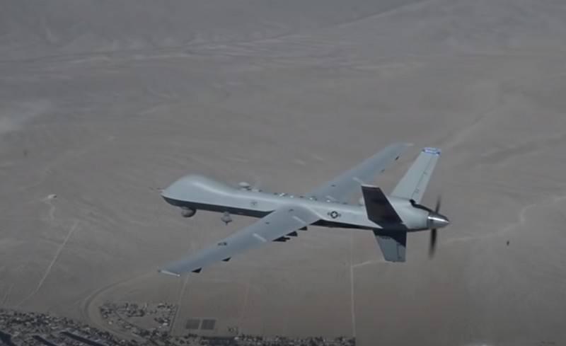 Estados Unidos reubica aviones no tripulados MQ-9 Reaper en Estonia