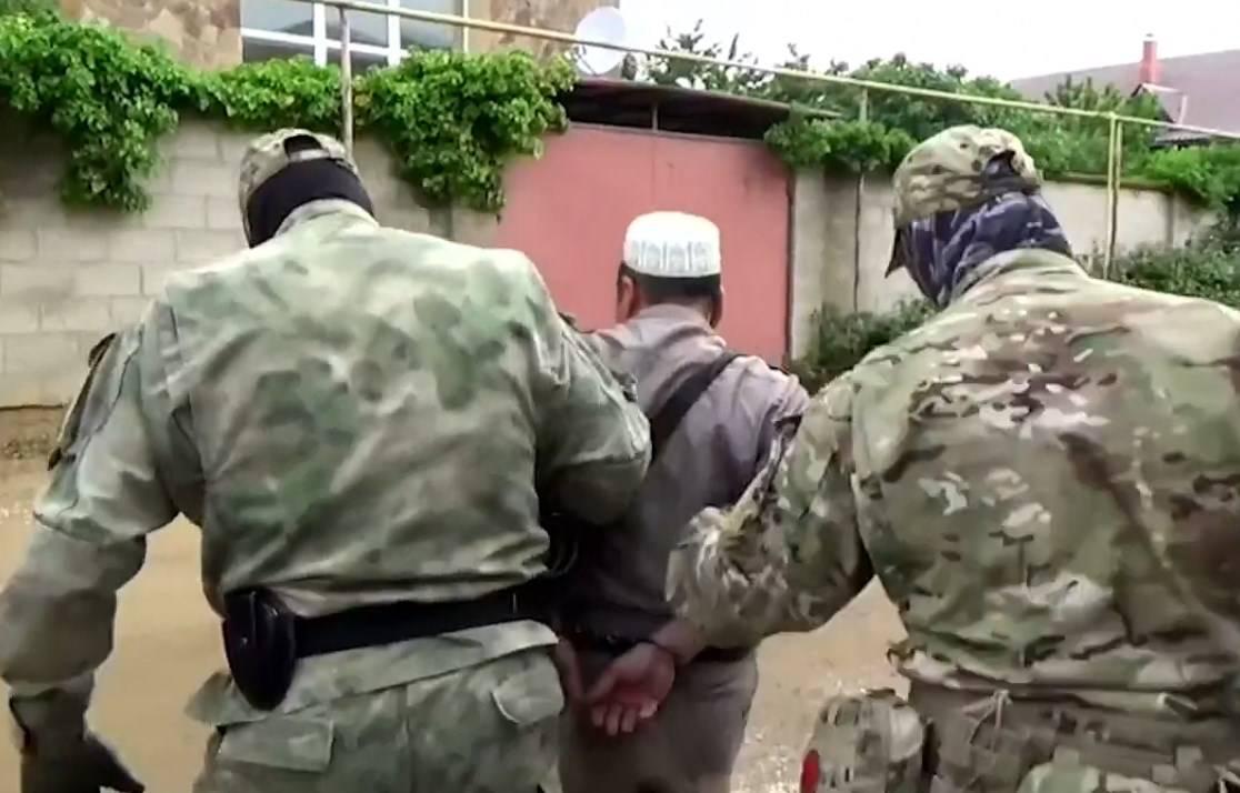 Задержан еще один член банды Басаева и Хаттаба | 714x1116