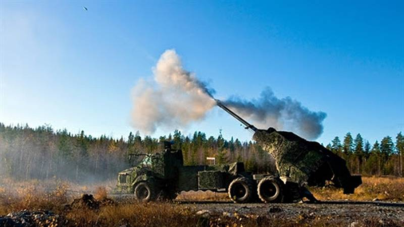 Nordic Thunder: Northern Europe's mobile artillery