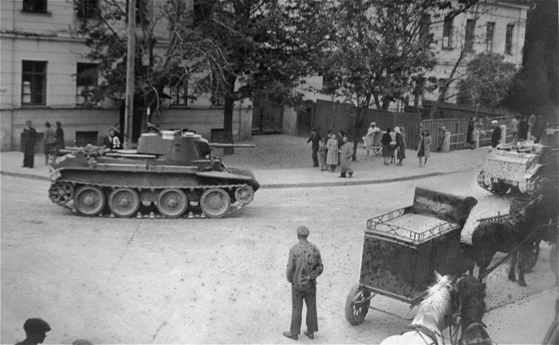 Миф о советской оккупации Прибалтики