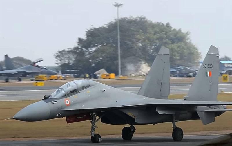 La Fuerza Aérea de la India quiere recibir con urgencia más de 30 rusos MiG-29 y Su-30MKI en relación con el conflicto fronterizo