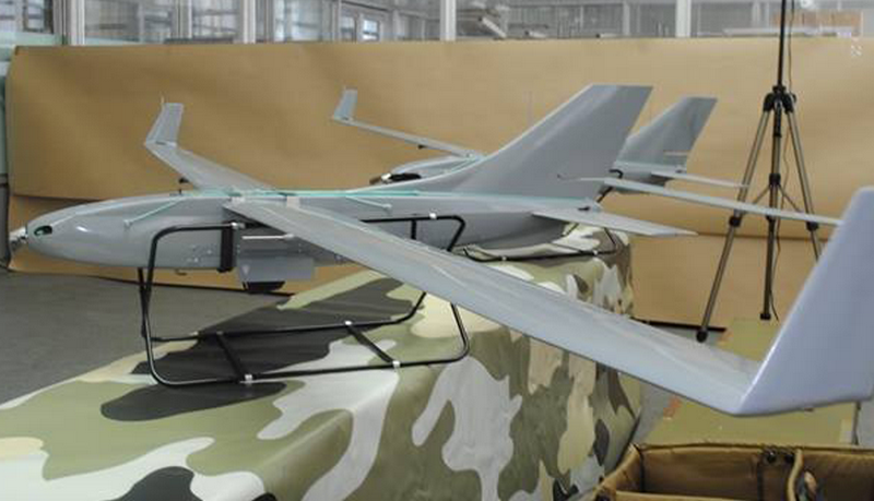 APU received the first unmanned reconnaissance complex SPECTATOR-M1