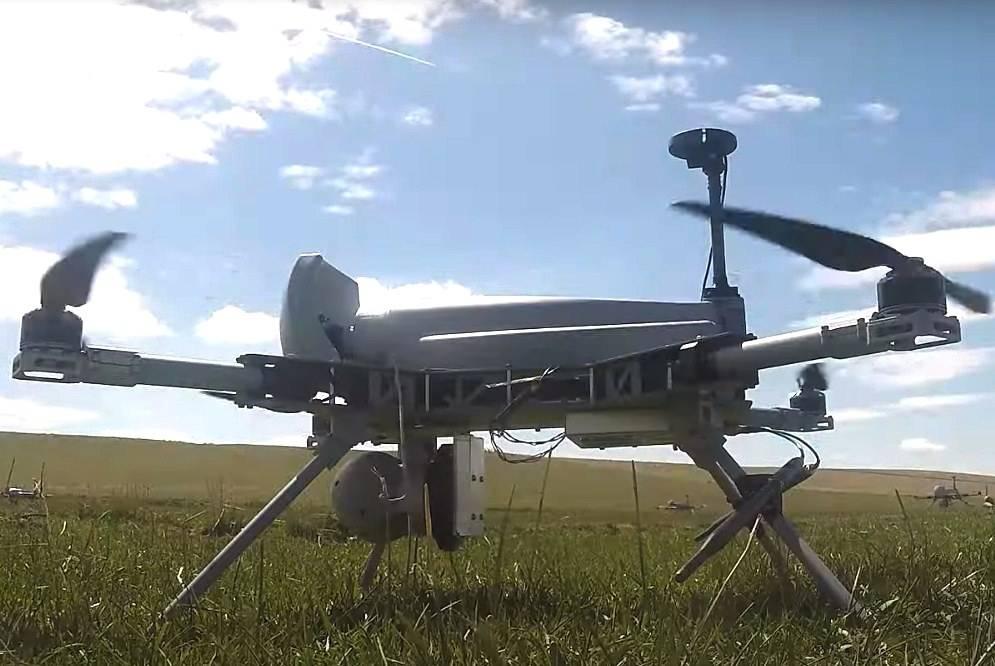 Türk Kargu Kamikaze Dronları ve İHA Sürüsü Saldırıları