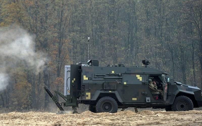 प्राप्त APU मोर्टार BARS-8MMK गोलीबारी के लिए अनुपयुक्त थे