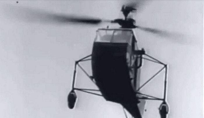 Elicotteri sui fronti della seconda guerra mondiale