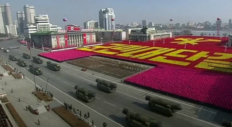 North Korea threatens US with destruction for fomenting war on the peninsula