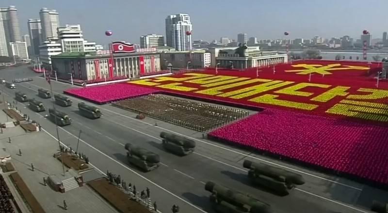Nordkorea droht den USA mit Zerstörung, weil es den Krieg auf der Halbinsel ausgelöst hat