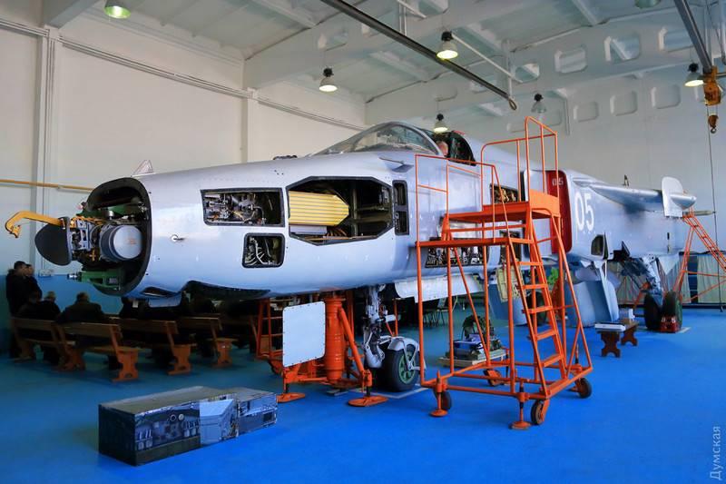 Underfunded: Ukraine has stopped work on upgrading the Su-24MR