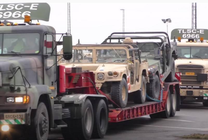 Deux fois plus: les États-Unis prévoient de déplacer des militaires en Pologne