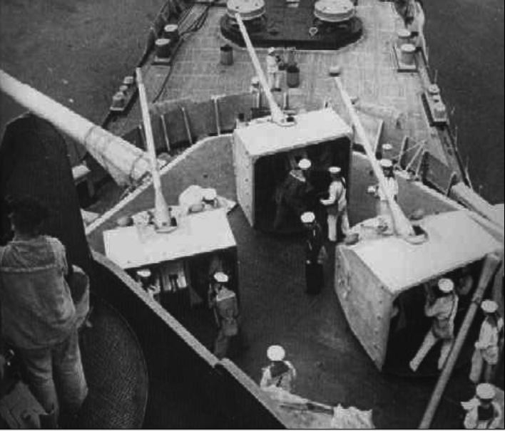 Anti-aircraft weapons of Soviet battleships