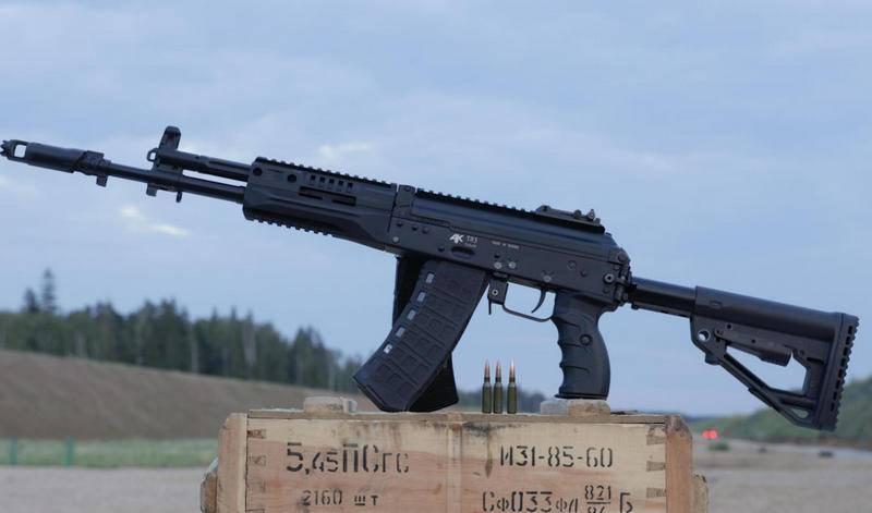 Rus ordusuna teslim edilen 35 binden fazla AK-12 saldırı tüfeği