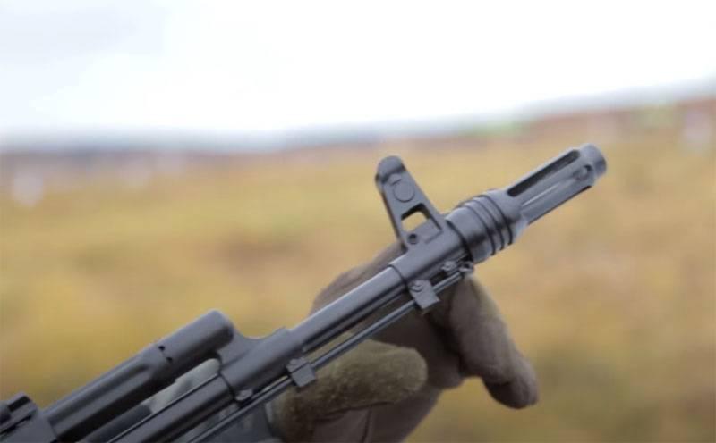 """Se estableció un comité en India para verificar el precio """"irracional e inaceptable"""" de los rifles de asalto AK-203"""