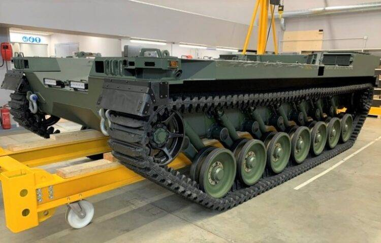 Milrem Type-X Robotic System: any combat module for the customer