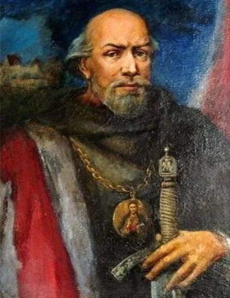 レフダニーロビッチ王子。 王朝の分割