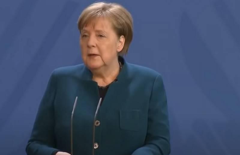 Merkel forderte Europa auf, über die Zukunft ohne die globale Führung der USA nachzudenken