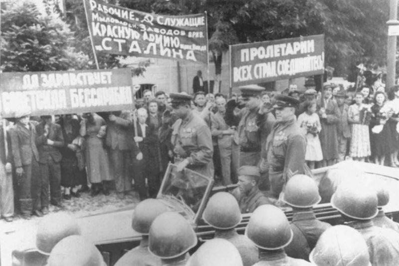 Как Сталин вернул России Бессарабию