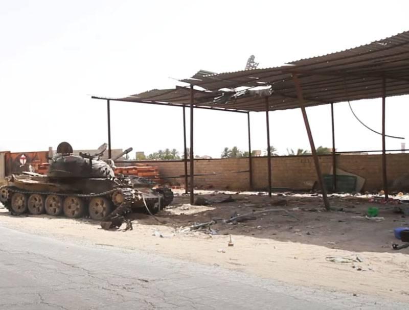 Libysche PNS: Jetzt ist die Befreiung von Sirte und Al-Jufra aktueller denn je