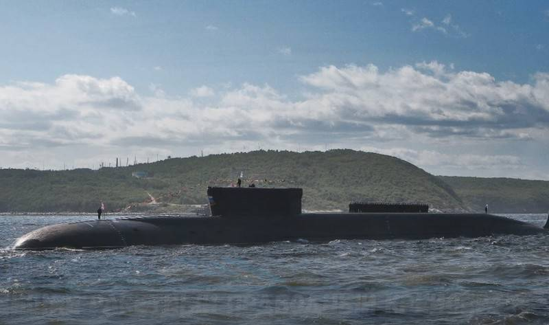 """The USC announced plans to transfer to the fleet of the APKSN project 955A """"Prince Oleg"""""""