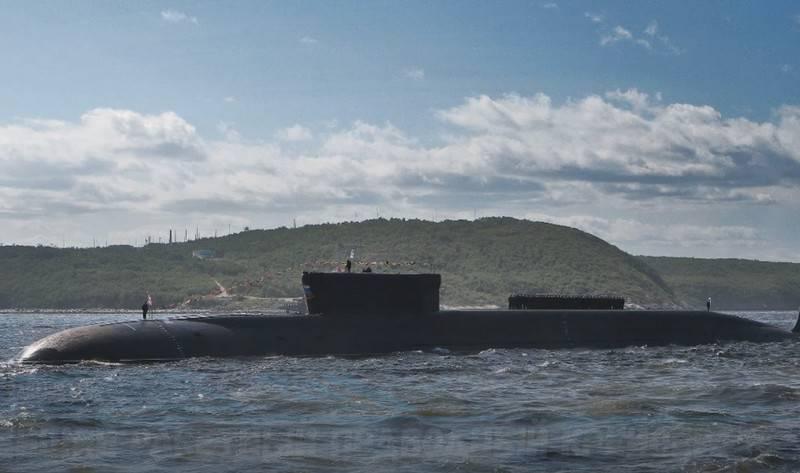 """L'USC ha annunciato i piani per il trasferimento alla flotta del progetto APKSN 955A """"Prince Oleg"""""""