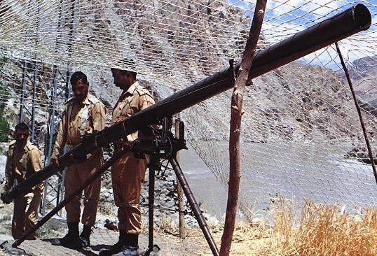 Guerilla-Raketen: Grad-P-Lichtreaktivsystem
