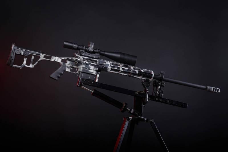 Винтовка DXL-5. Выстрел на семь километров?