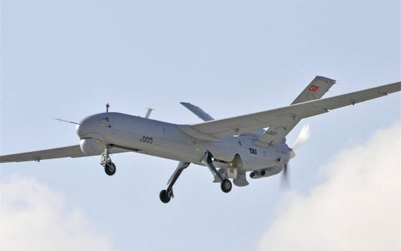 "How to distinguish the first strike UAV of Ukraine from the Turkish ""Anka"": on the appearance and characteristics"