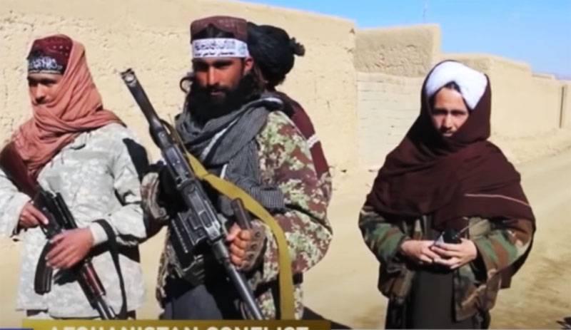 """美国情报机构说,没有直接证据表明俄罗斯与阿富汗塔利班之间发生""""勾结"""""""