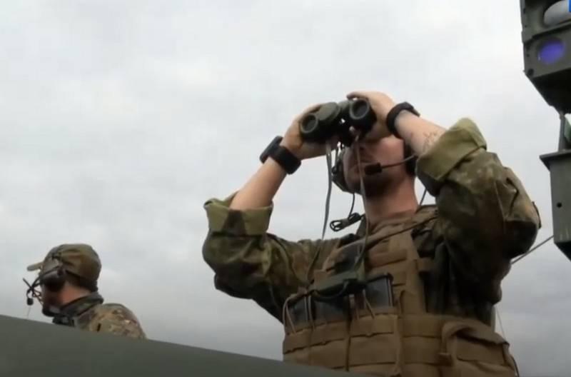 O Bundeswehr alemão pode retornar ao serviço militar universal