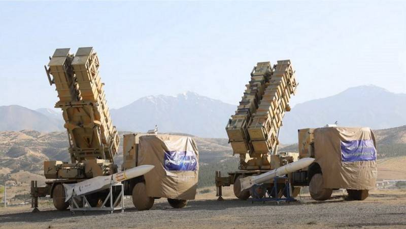 Commander of the Navy of the revolutionary guards of Iran announced the creation of underground rocket