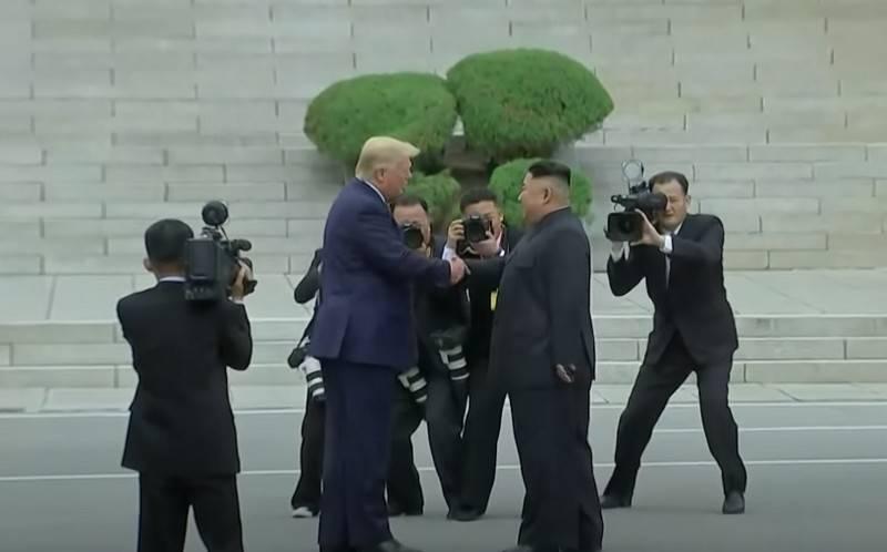 Pyongyang se recusou a negociar com Washington