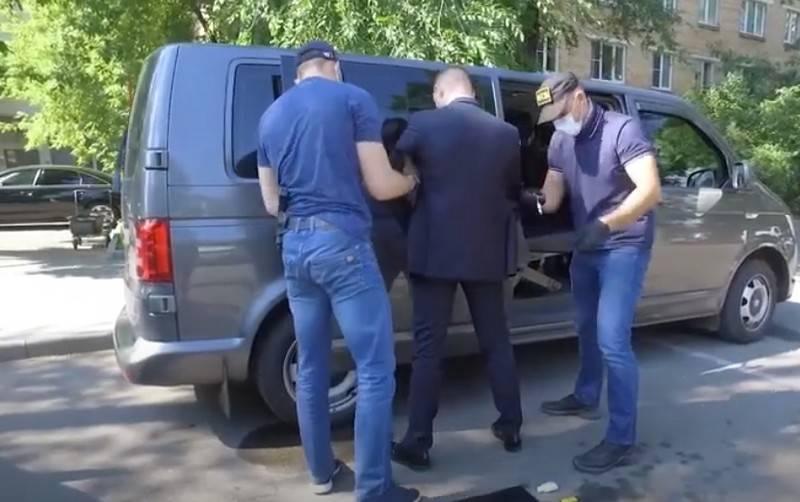 मॉस्को में, राजद्रोह के संदेह पर, रोस्कोस्मोस के प्रमुख के एक सलाहकार को हिरासत में लिया गया था